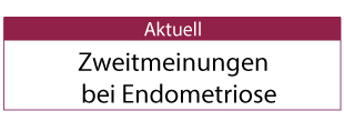 Zweitmeinung Endometriose
